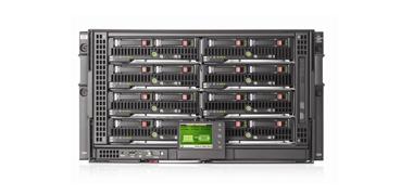 HP Blade Servers