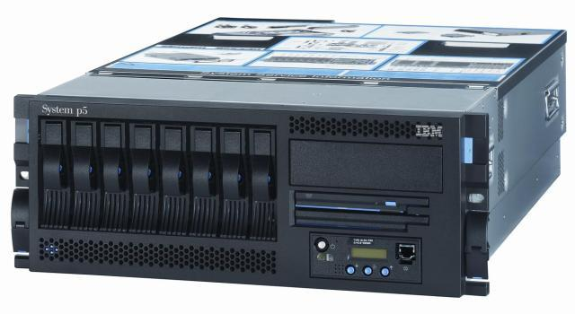 IBM P5-550Q IBM P5-550Q POWER5 pSeries Server
