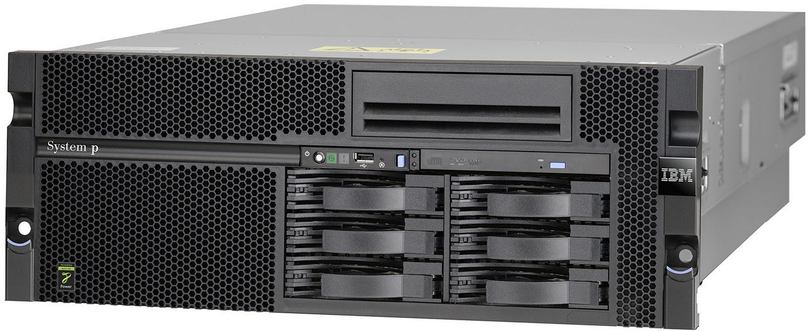 IBM P6 550 IBM P6 550 POWER6 pSeries Server