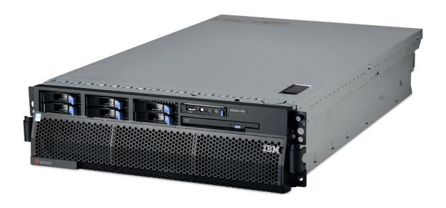 IBM x3950 M2 IBM System x3950 M2 Enterprise xSeries Server