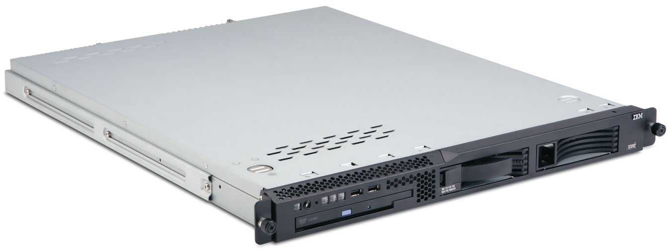 IBM 306m IBM xSeries 306m Server