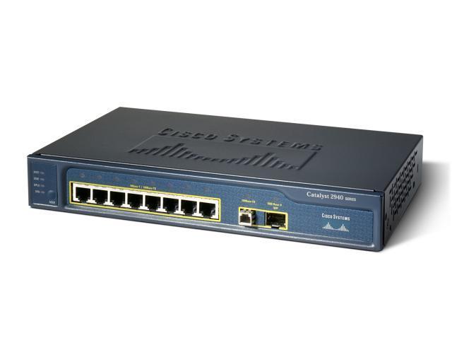 Cisco Cisco 2940 Switch Cisco 2940 Switch