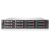 HP BV915A (24) SFF SAS Supported (12) 300 GB 6G 10K SFF Dual-port SAS Included 3.6 TB Included 8 Gb Fibre Channel (2) Ports per controller and 1 GbE iSCSI (4) Ports per controller Included (2) P2000 G3 Fibre Channel/iSCSI Combo MSA Controller Included