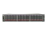 HP AJ805A MSA2312sa AJ805A (12) LFF SAS/SATA Supported 24 TB Maximum