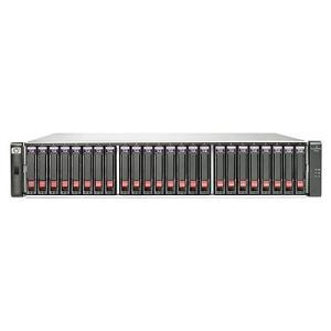 HP AP813A MSA2324sa AP813A (24) LFF SAS/SATA Supported 12 TB Maximum